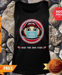 The Ohio State University Wash Your Damn Hands Tank Top