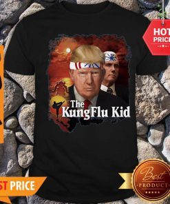Trump Kung Flu Kid Shirt