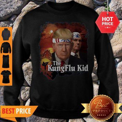 Trump Kung Flu Kid Sweatshirt