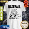 Baseball 2020 Quarantined Toilet Paper Shirt