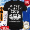 Bingo Player 2020 Bingo Mask Shirt