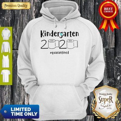 Premium Kindergarten 2020 Quarantined Hoodie