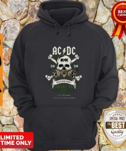Nice AC DC 2020 Pandemic Covid 19 In Case Of Emergency Cut This Shirt And Use It As Toilet Paper Hoodie
