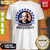 Nice Joe Rogan 2020 For President American Flag Shirt