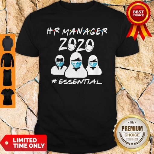 Official HR Manager 2020 Essential Shirt