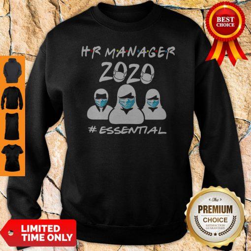 Official HR Manager 2020 Essential Sweatshirt