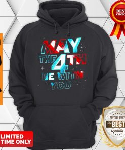 Official May The 4th Be With You Hoodie