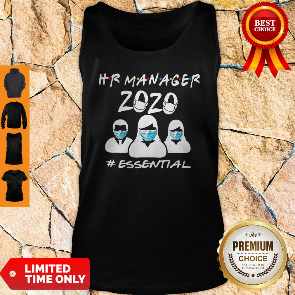 Official HR Manager 2020 Essential Tank Top