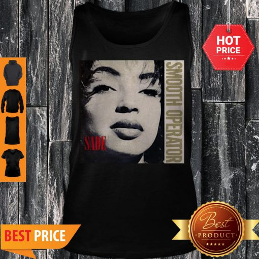 Sade Smooth Operator Official Tank Top
