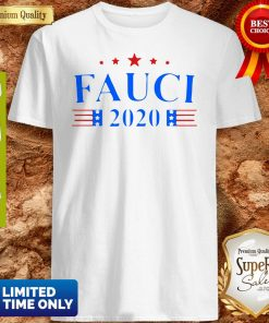 Official Dr. Anthony Fauci 2020 US Shirt