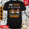 Nice My 50th Birthday 2020 Tiger The Year When Shit Got Real Quarantined T-shirt