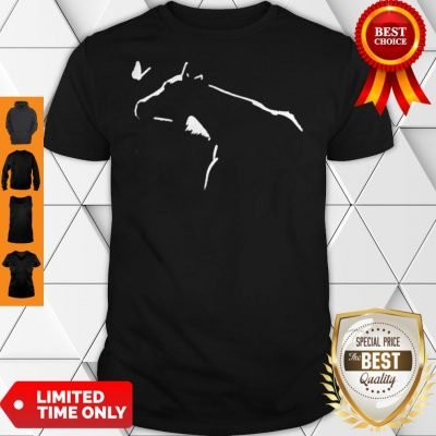 Top Butterfly And Horse Shirt