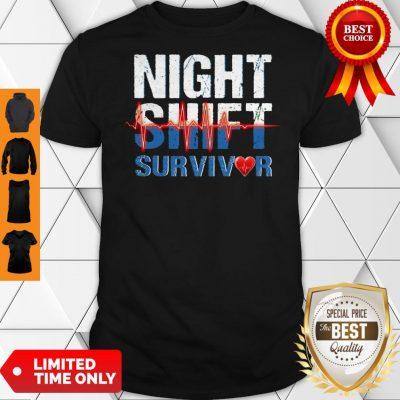 Official Night Shirt Survivor Shirt