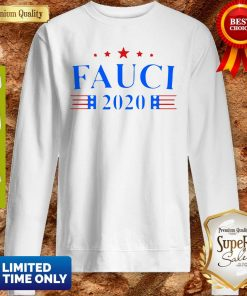 Official Dr. Anthony Fauci 2020 US Sweatshirt