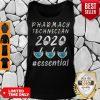 Nice Pharmacy Technician 2020 Essential Tank Top
