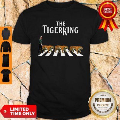 The Tiger King Joe Exotic The Abbey Road Shirt