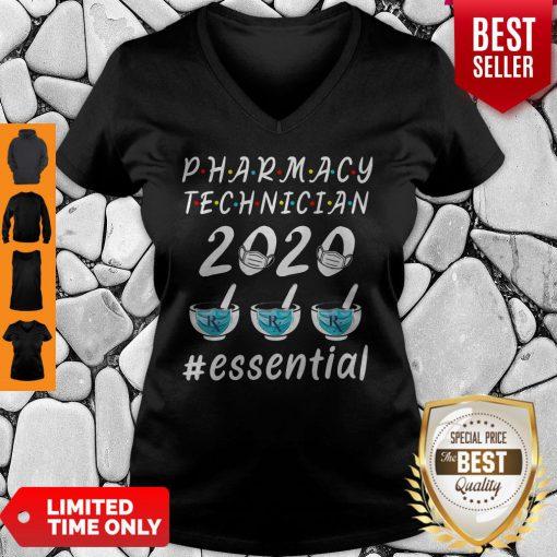 Nice Pharmacy Technician 2020 Essential V-neck