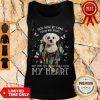 Good You May Be Gone From My Sight But You Are Never Gone From My Heart Tank Top