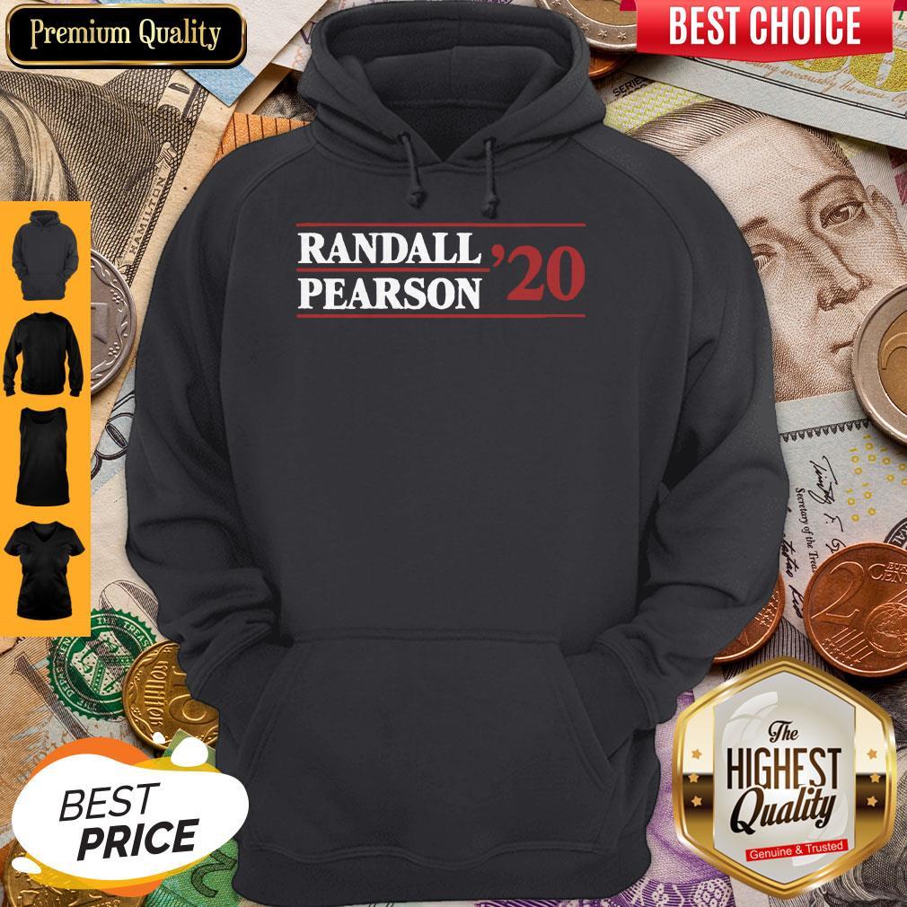 Official Randall Pearson 2020 Hoodie