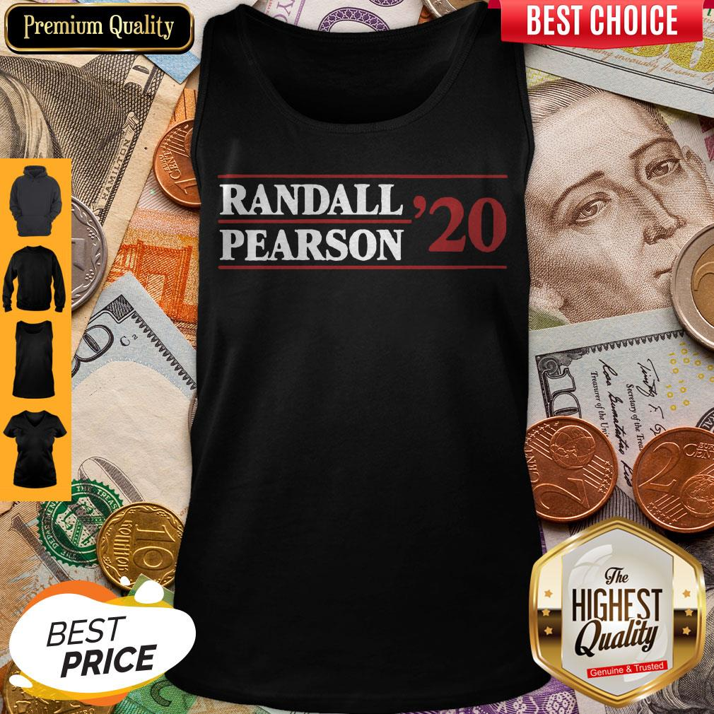 Official Randall Pearson 2020 Tank Top