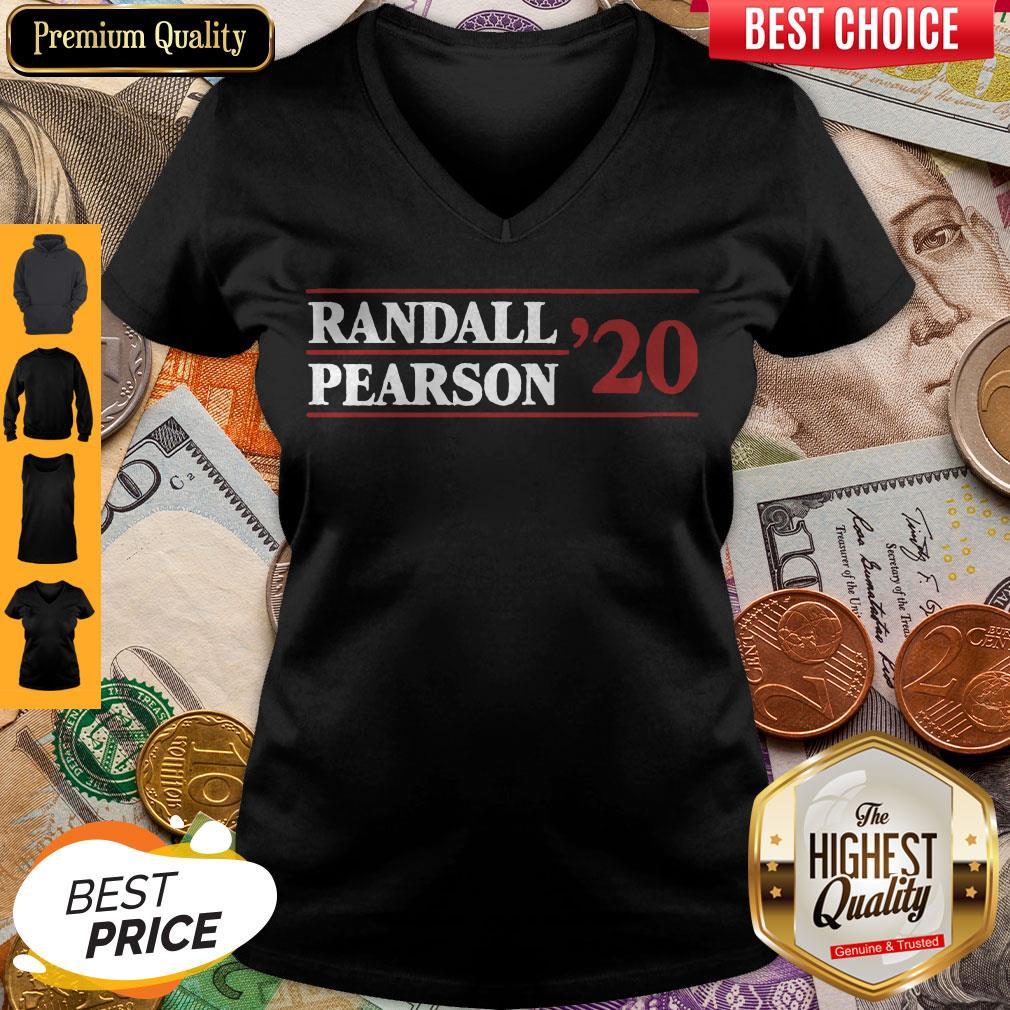 Official Randall Pearson 2020 V-neck