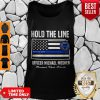 Premium Hold The Line Officer Michael Mosher Tank Top