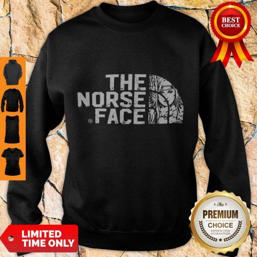 Premium The Norse Face Sweatshirt