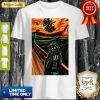 Premium The Vader Scream Sar Wars Shirt