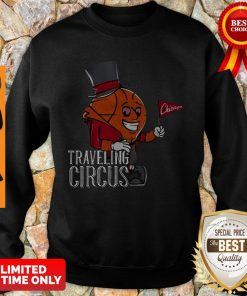 Awesome Traveling Circus Chicago Sweatshirt