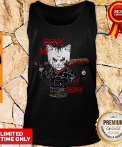Premium Cat Eeny Meow Tank Top