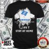 Blood Inside Me Emerson Electric Covid 19 2020 I Can't Stay At Home Shirt