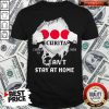 Blood Inside Me Securitas AB Covid 19 2020 I Can't Stay At Home Shirt