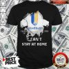 Blood Inside Me Unitedhealth Group Covid 19 2020 I Can't Stay At Home Shirt