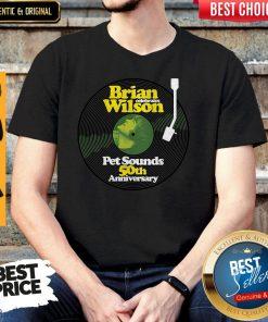 Brian Wilson Pet Sounds 50th Anniversary Shirt