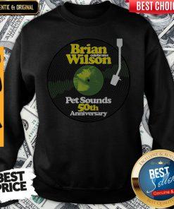 Brian Wilson Pet Sounds 50th Anniversary Sweatshirt