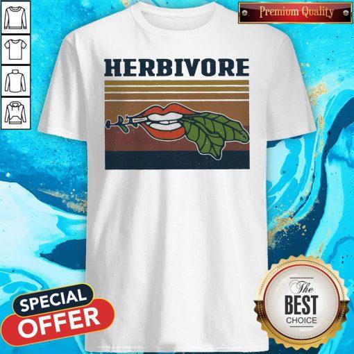 Factory Hardcore Herbivore Vintage Shirt