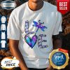 Funny Love Dragonflies Shirt