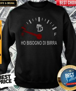 Low Energy Ho Bisogno Di Birra Sweatshirt