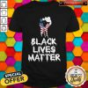 Ndependence Day Black Lives Matter Shirt
