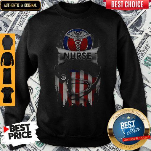 Official Nurse Sweatshirt