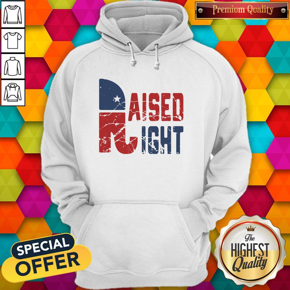 Official Raised Right Hoodie