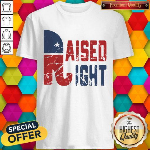 Official Raised Right Shirt