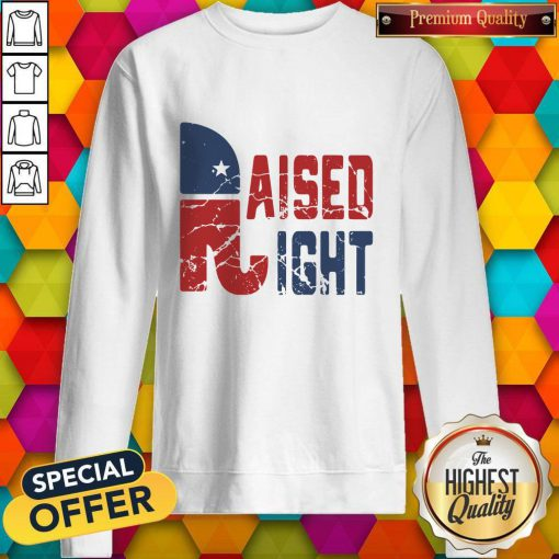 Official Raised Right Sweatshirt