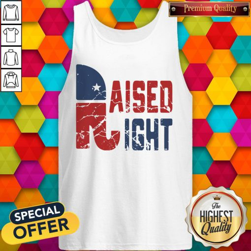 Official Raised Right Tank Top