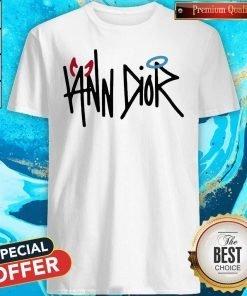 Top Iann Dior Merch Shirt