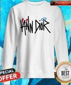 Top Iann Dior Merch Sweatshirt