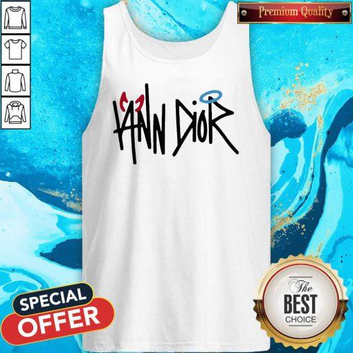 Top Iann Dior Merch Tank Top