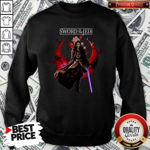 Jaina Solo Sword Of The Jedi Sweatshirt