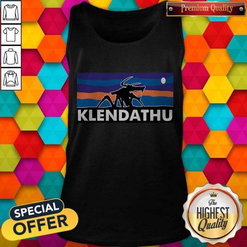 Nice Beautiful Klendathu Tank Top