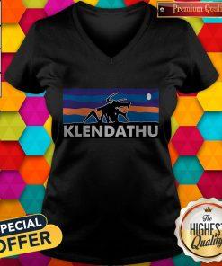 Nice Beautiful Klendathu V-neck
